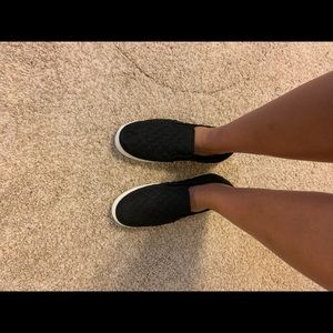 Black shoes from target